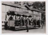 Old Prague tram.