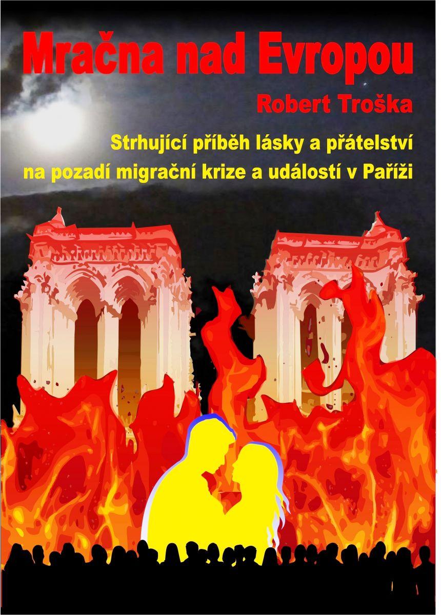 Knižní příběh Mračna nad Evropou