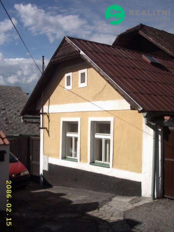Prodej Dům Bechyně