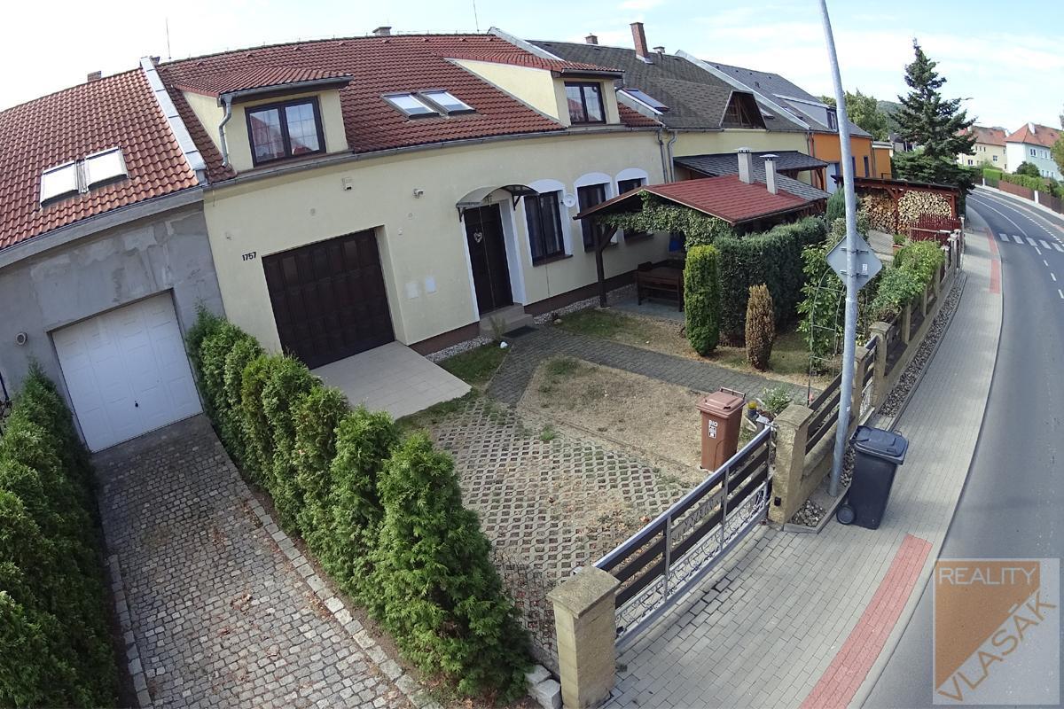 Prodej rodinného domu Kadaň, ul. Polní