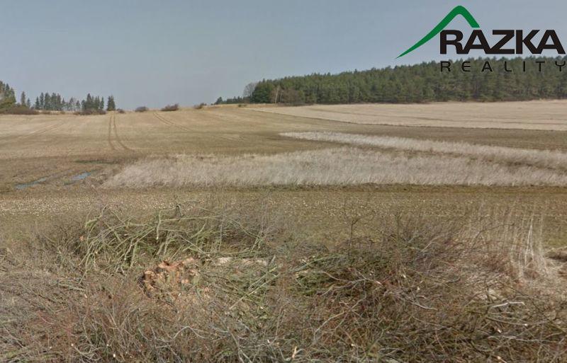 Prodej Pozemek Třebčice