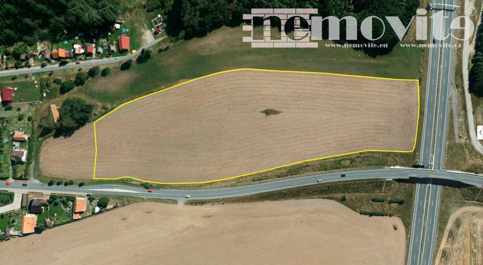 Prodej pozemku jižně od zastavěného území obce Libišany vhodného k všestrannému využití