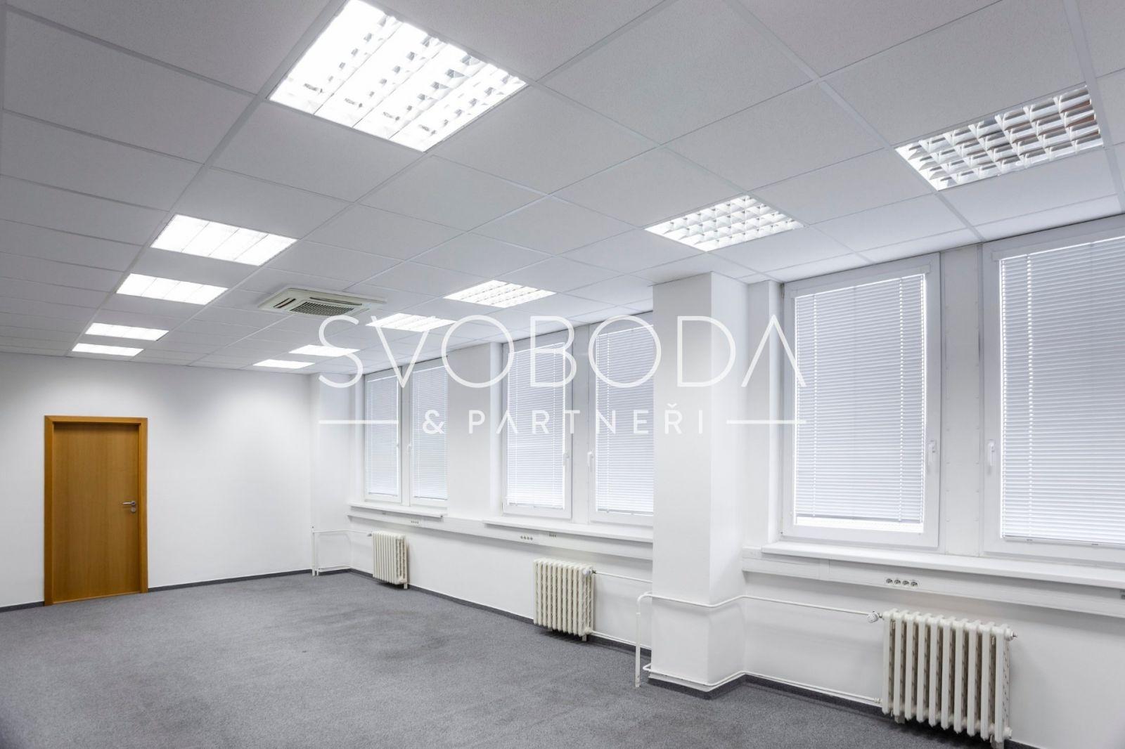 Pronájem, Kancelářské prostory, ulice Na Brně, Hradec Králové - Nový Hradec Králové