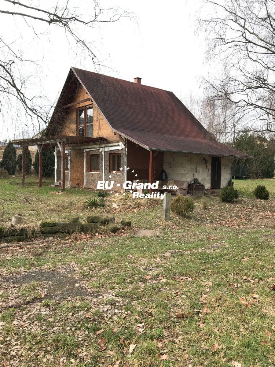 Prodej nemovitosti v Janově u Nového Boru