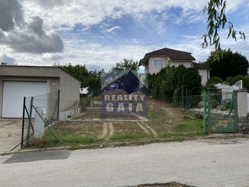 Stavební pozemek v Kyjově