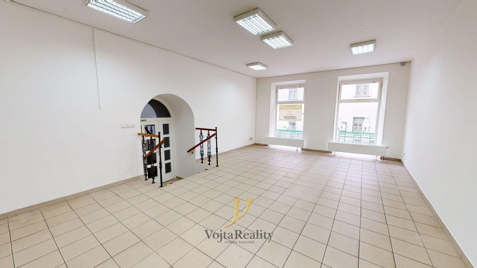 Pronájem, Obchodní prostory, 84 m2 - Olomouc - Město