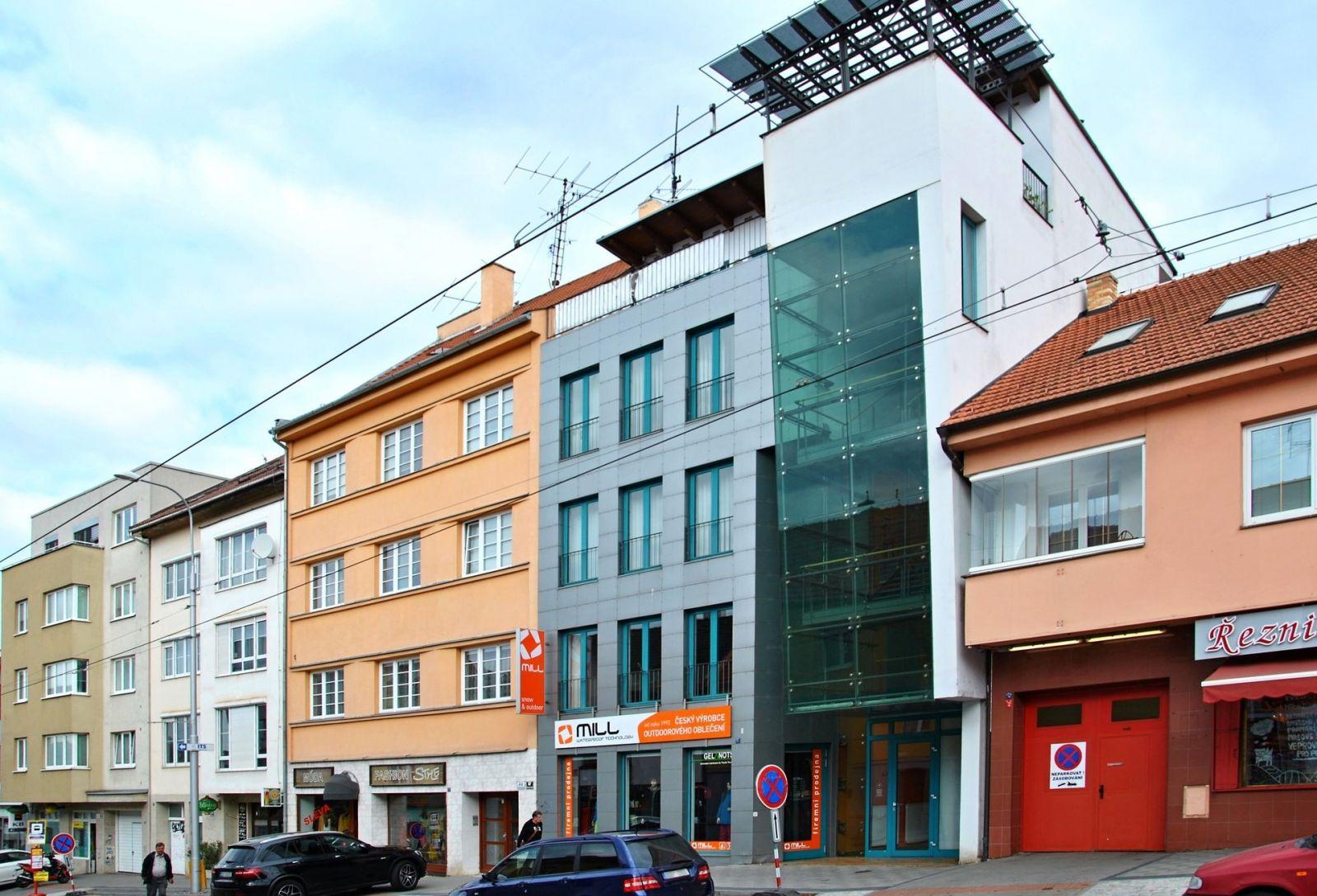 Pronájem, Kanceláře, 71m2 - Brno - Žabovřesky