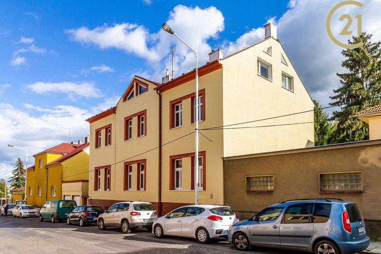 Bytový dům, ul, Čechova Kladno
