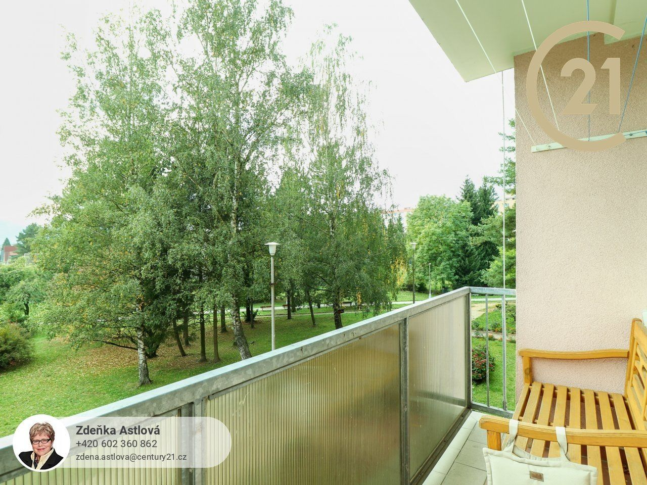Krásný 2+1 s balkonem- Ruprechtice