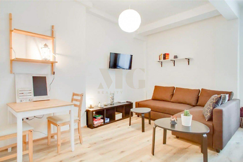 Prodej bytu 1+kk 37 m2, v 1. NP, OV, Praha 1 - Nové Město, ul. U Půjčovny