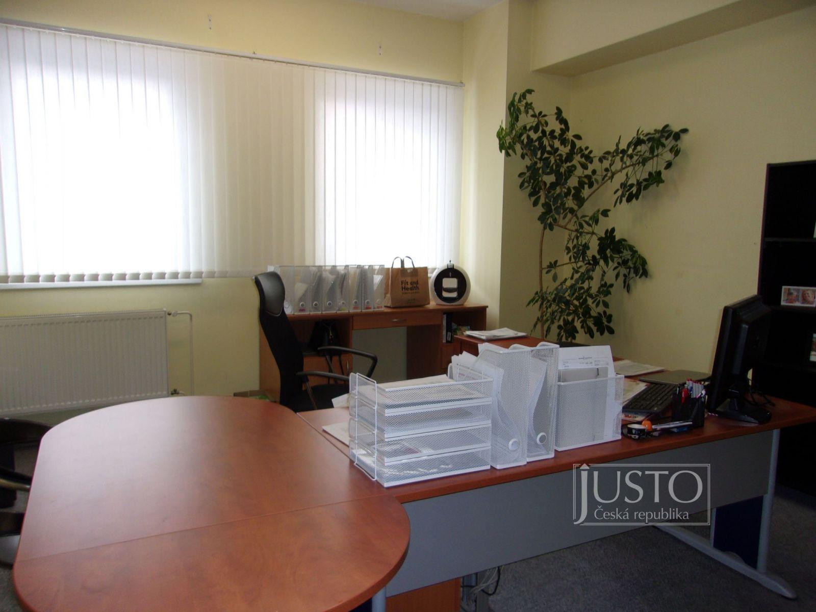 Pronájem kanceláří, 16 m, Teplice - Zemská