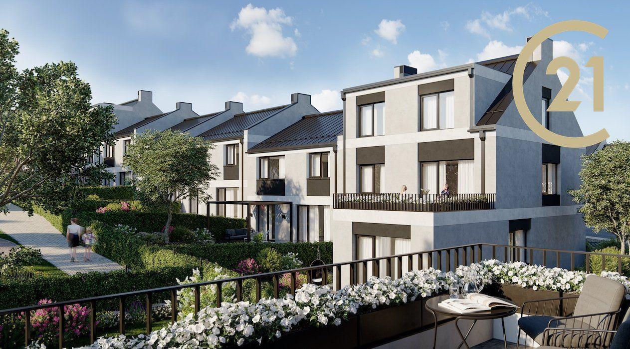 Prodej, Byty 3+kk, 70,08 m2, terasa 13,2 m2 - Strančice