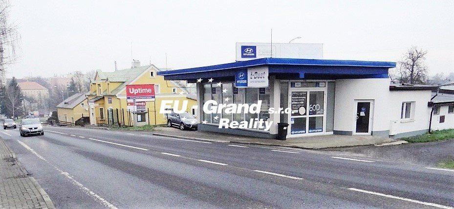 Pronájem obchodních prostor v Rumburku