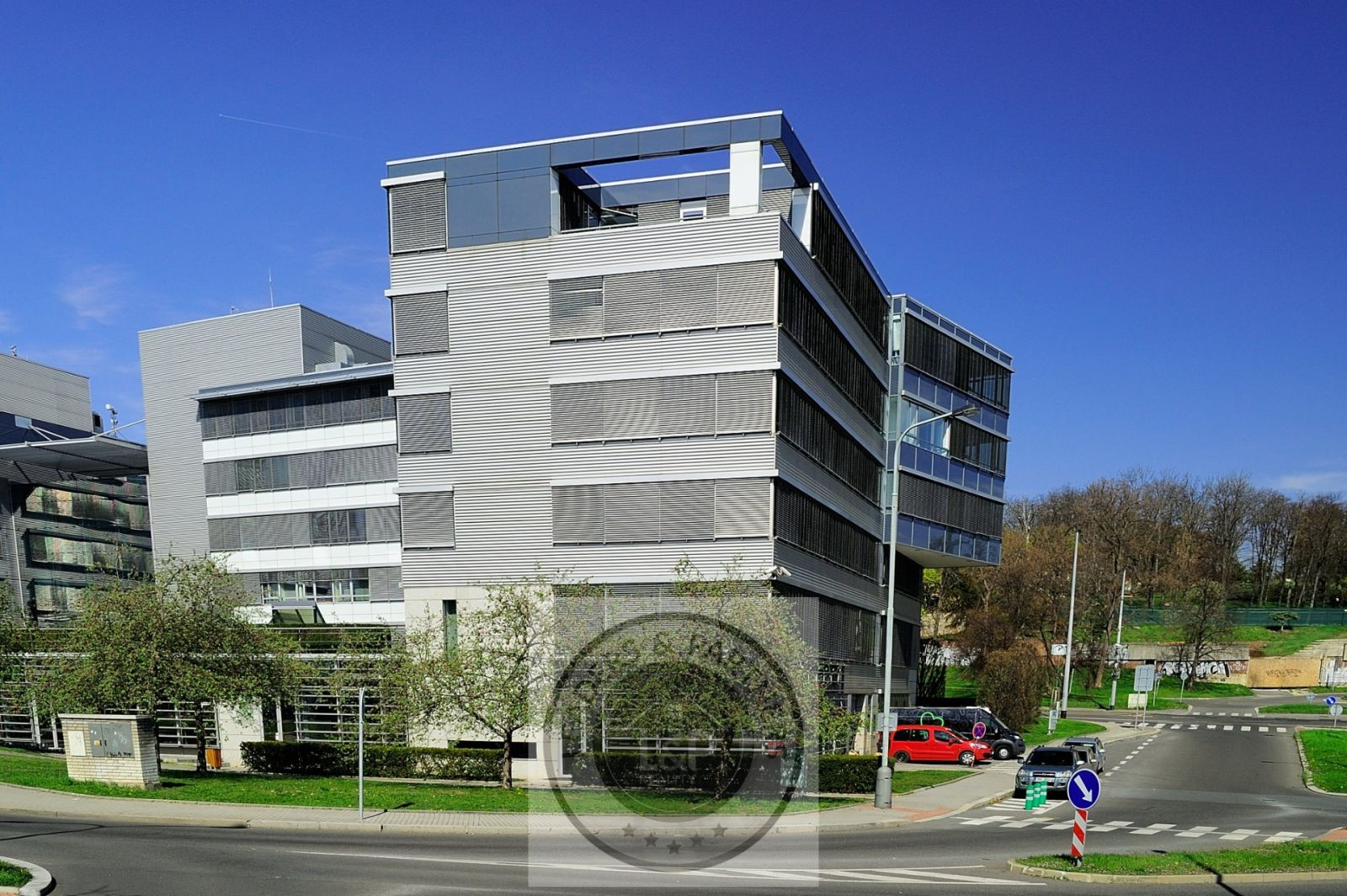 Pronájem, Kanceláře, 778m2 - Praha 6
