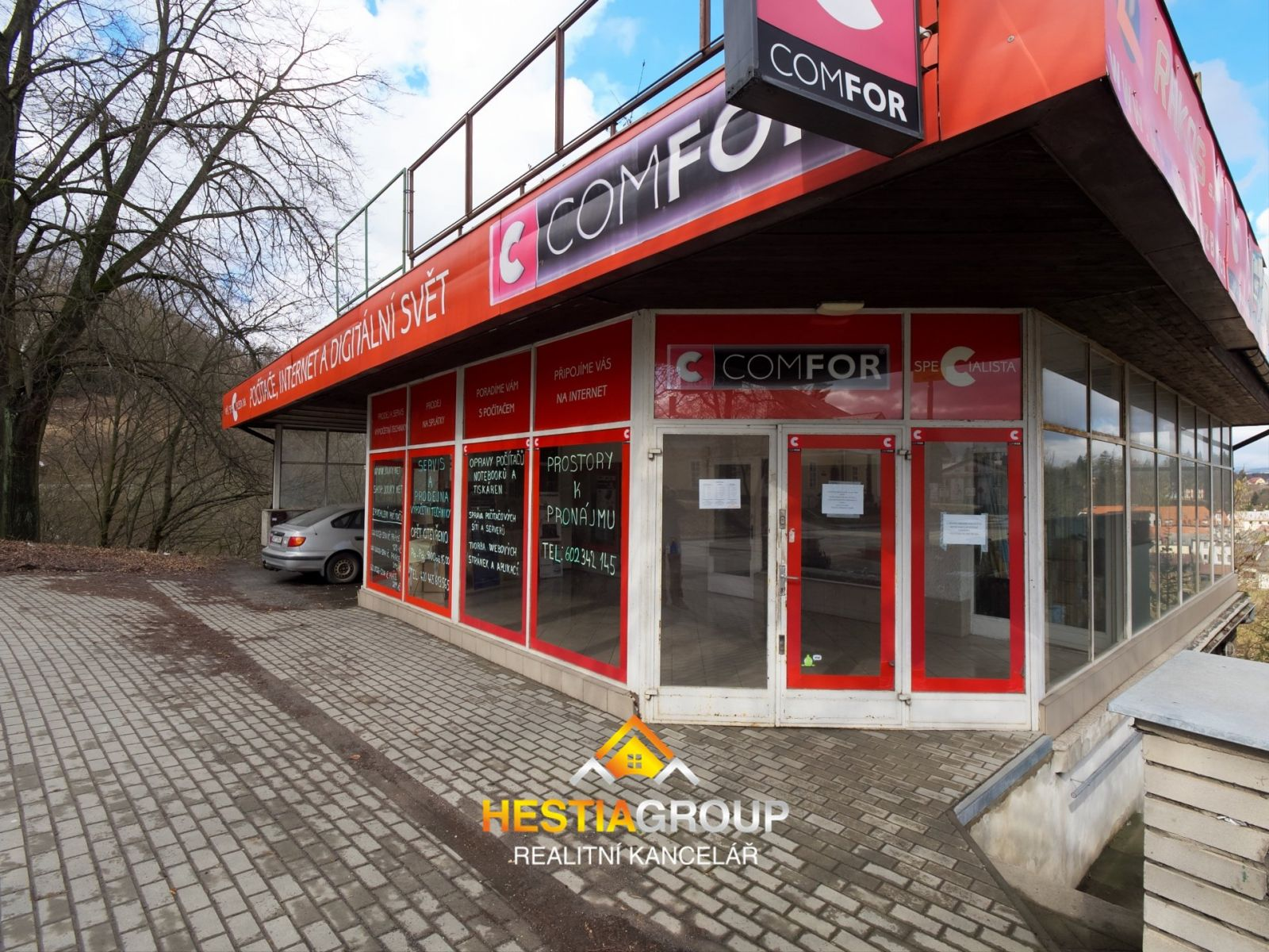 Prodej komerčního objektu, 392 m2, Žamberk, okr. Ústí nad Orlicí