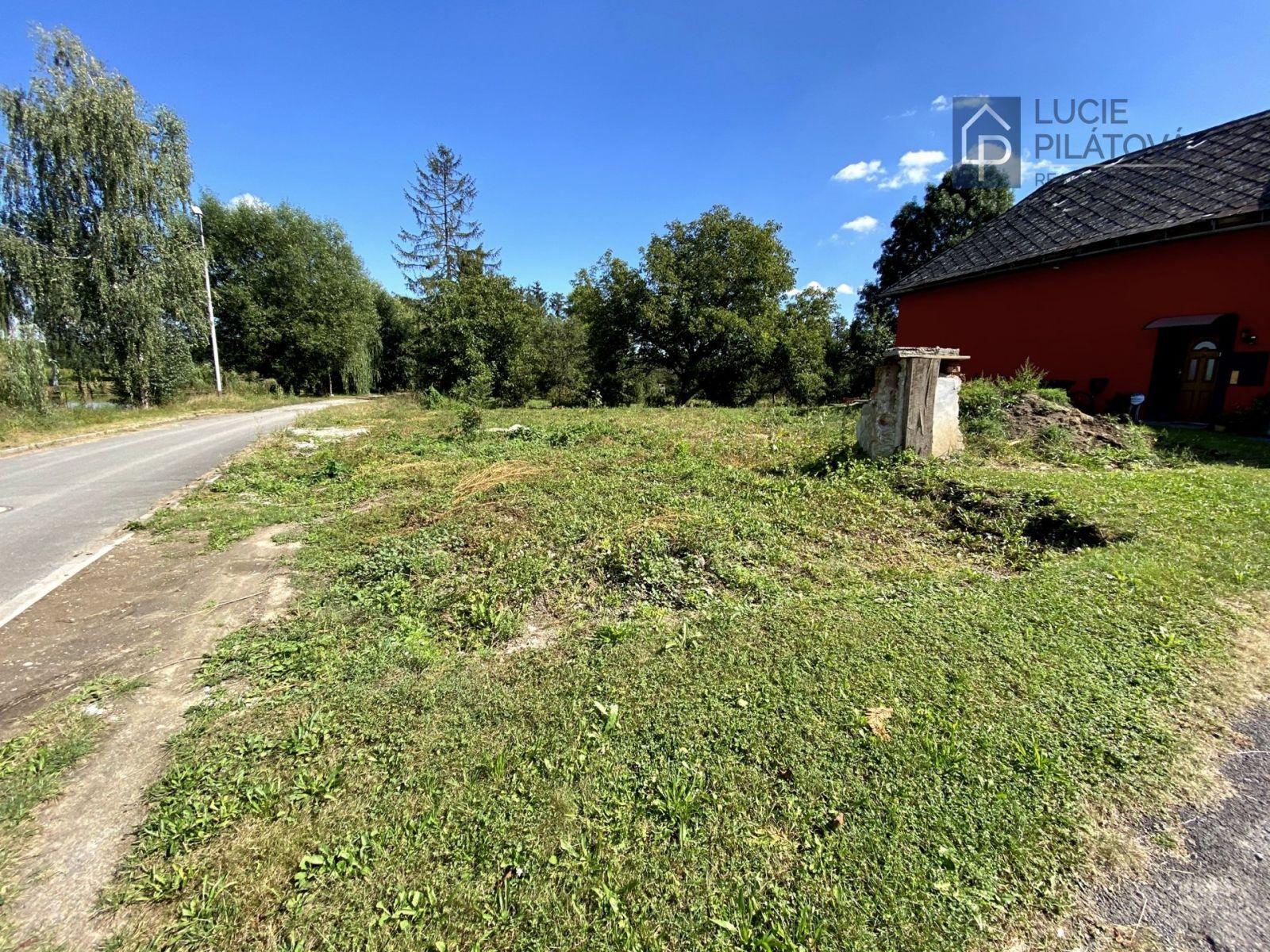 Prodej stavebního pozemku, 3 602 m2 v obci Lobodice