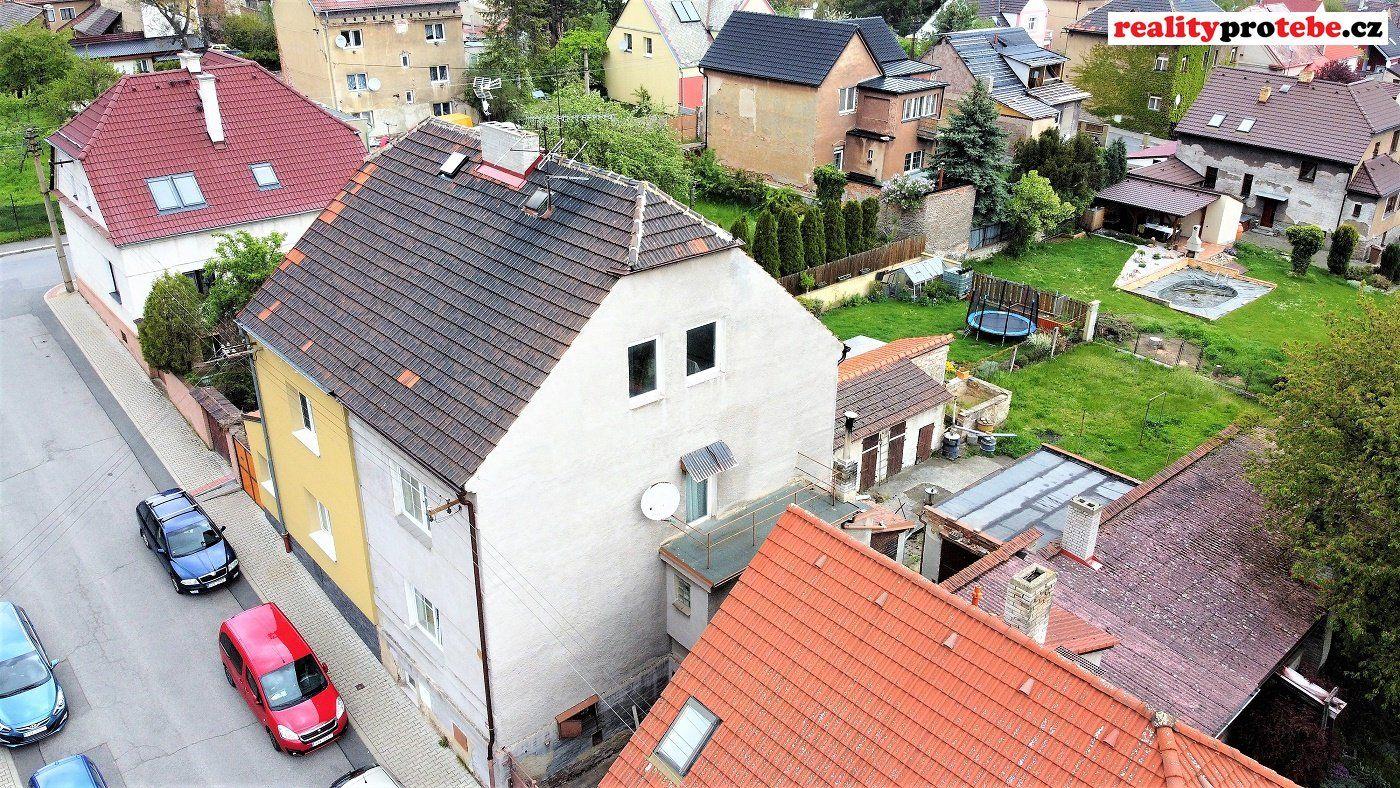 Prodej rodinného domu, 150m2, Kladno, ul. Zd. Hanuše