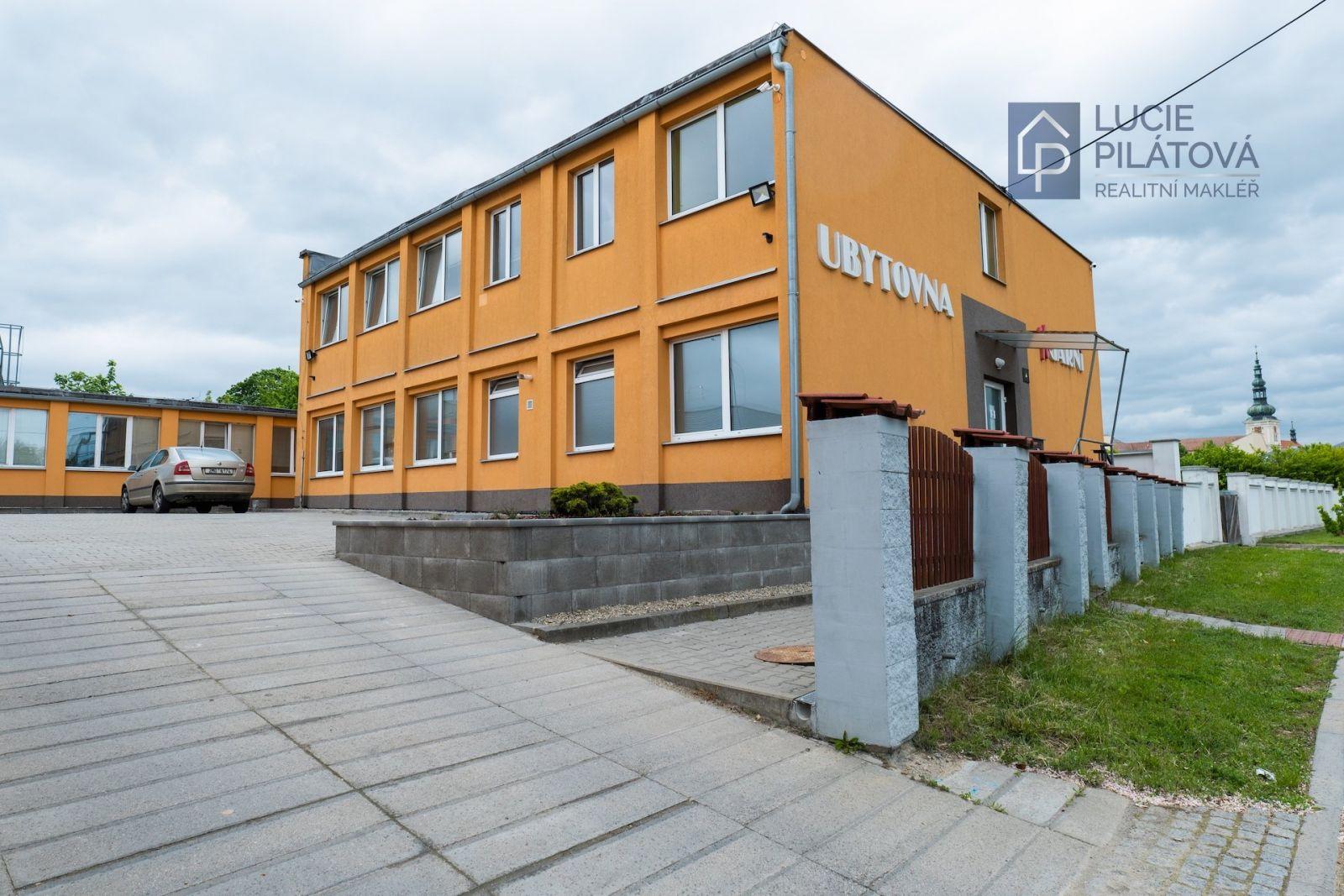 Prodej zavedeného ubytovacího zařízení - Vyškov
