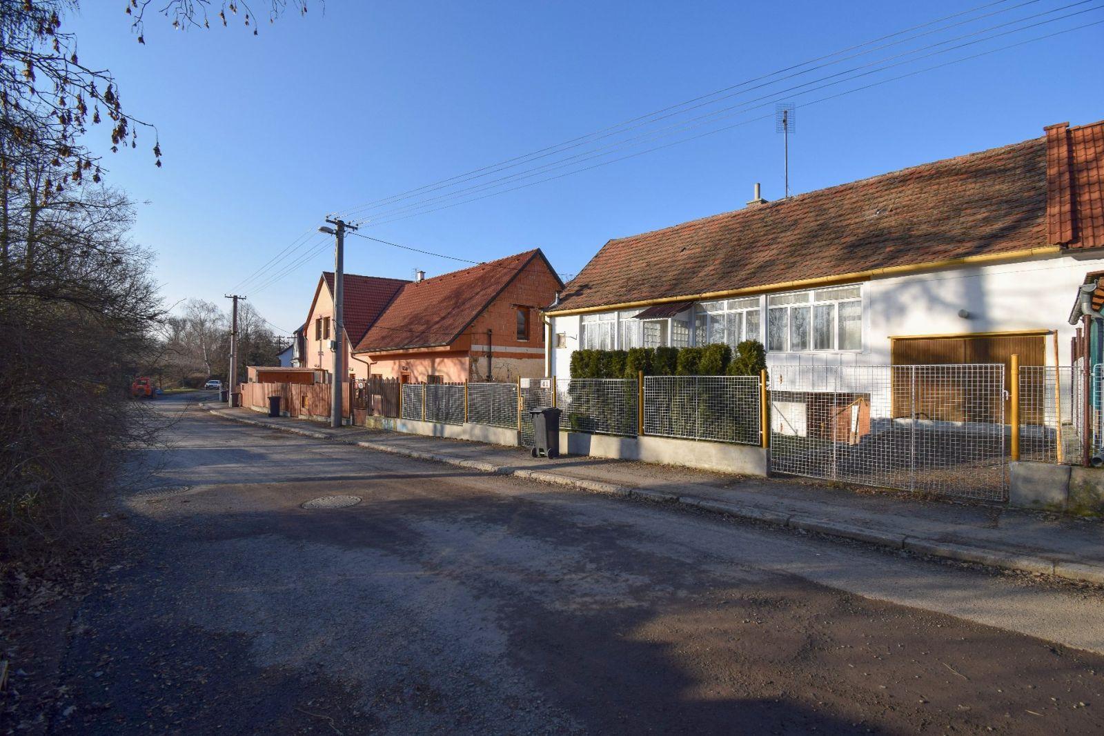 Prodej rodinného domu 90m2 - Plzeň - Koterov