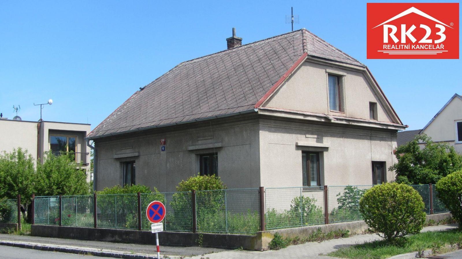Prodej, Rodinný dům 99m2, Praha 9 - Čakovice, Plajnerova ul.
