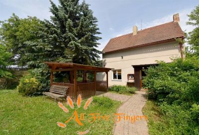 1/30, Prodej domu 3+1,zahrada,užitná plocha 131m2, Vlkov, okres Rakovník, standardní stav, klidné bydlení,