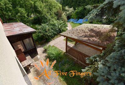 7/30, Prodej domu 3+1,zahrada,užitná plocha 131m2, Vlkov, okres Rakovník, standardní stav, klidné bydlení,