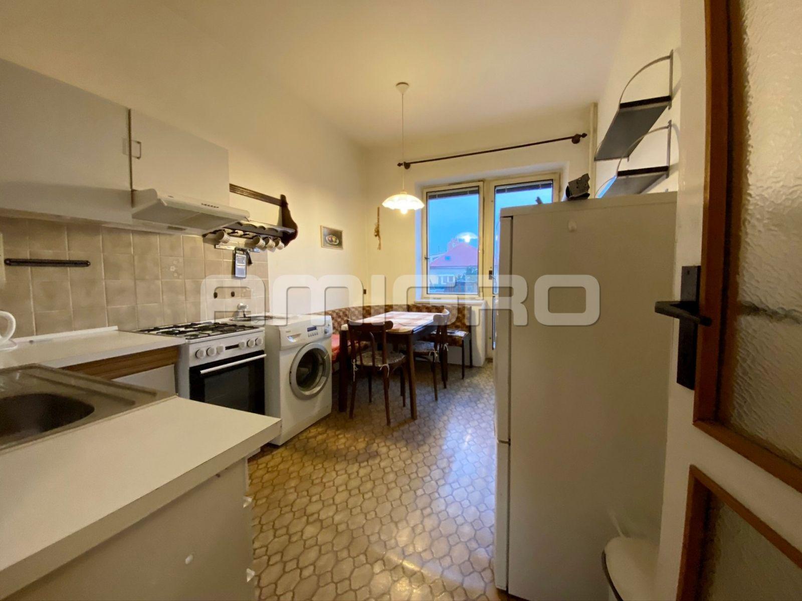 Pronájem bytu 3+1, 95 m2, ul. Mathonova, Brno - Černá Pole