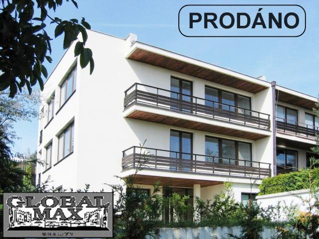 Prodej RD Praha 5, Smíchov - Hřebenky
