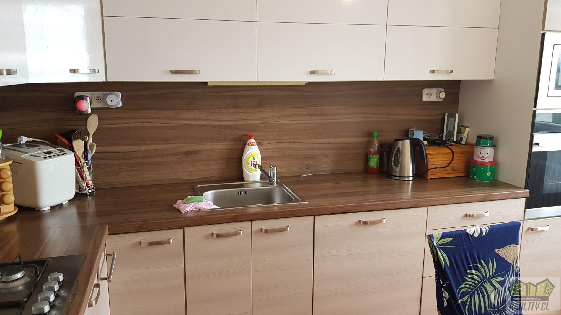 DR byt 3+1 s lodžií na okraji Špičáku v České Lípě