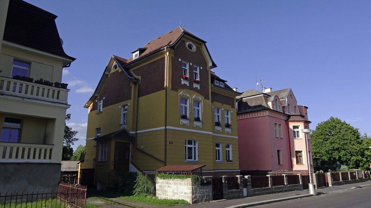 Prodej bytu 1+2 v osobním vlastnictví ve Františkových Lázních