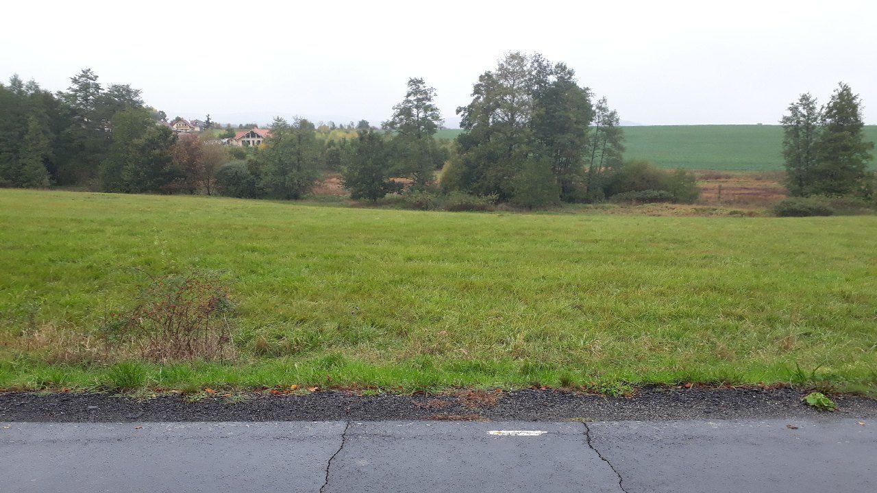 Prodej pozemku v Žírovicích, okr. Cheb