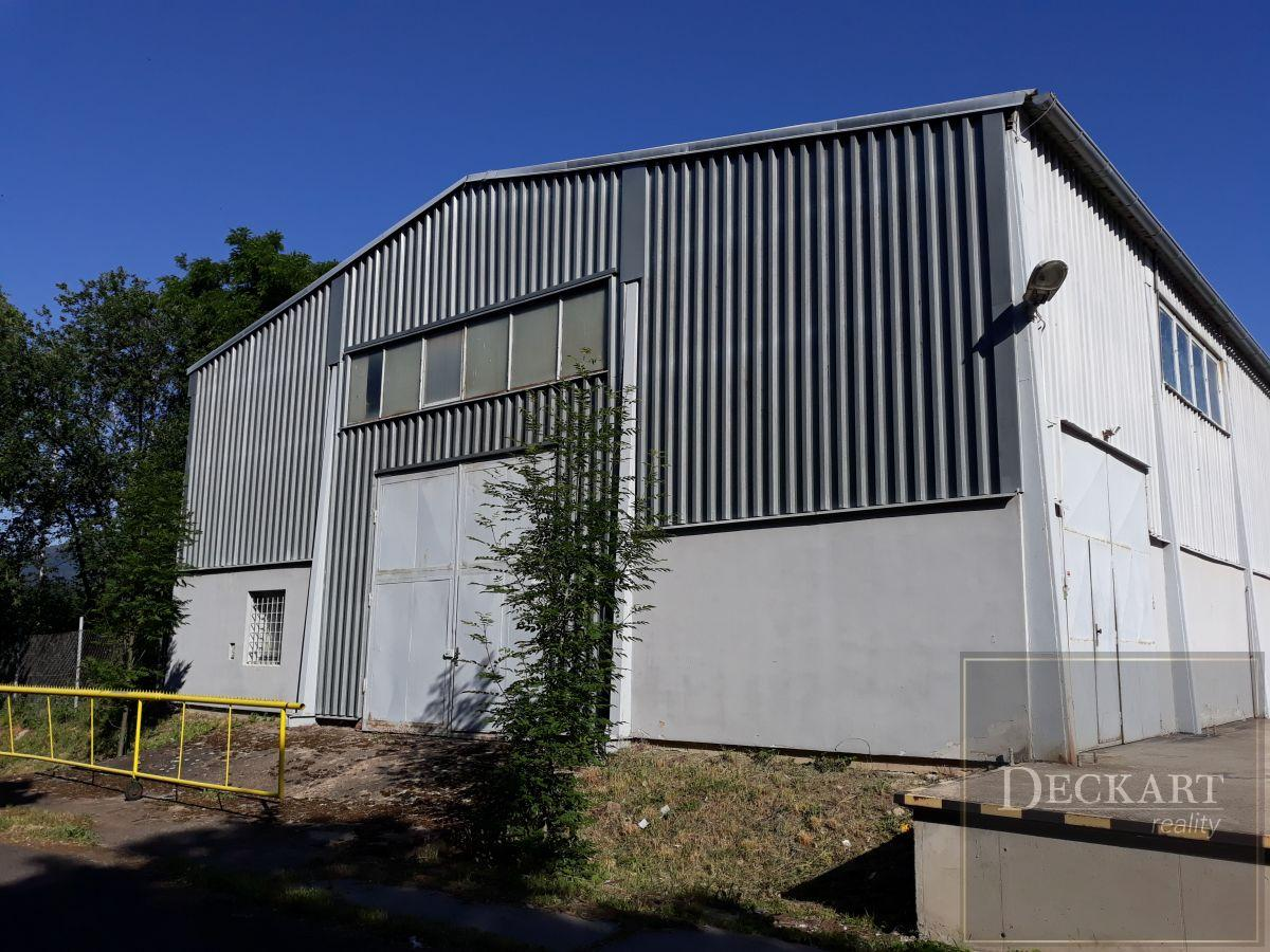 komerční, výrobní areál v okrese Teplice,15.625 m2