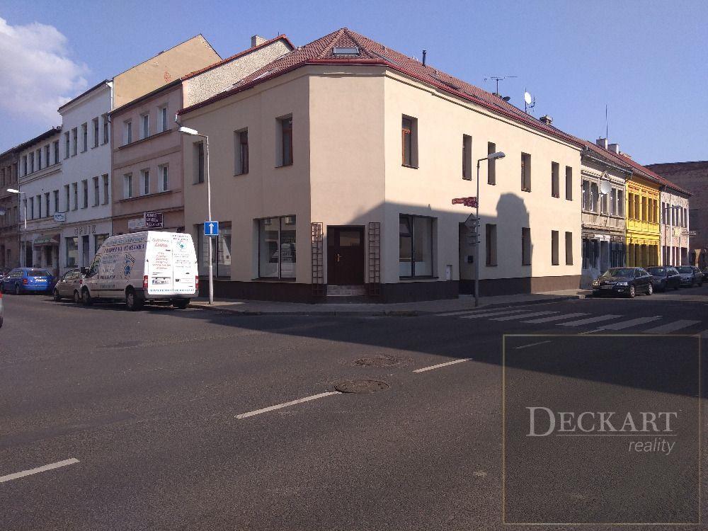 Pronájem obchodu 70 m2, Teplice, Štúrova ulice