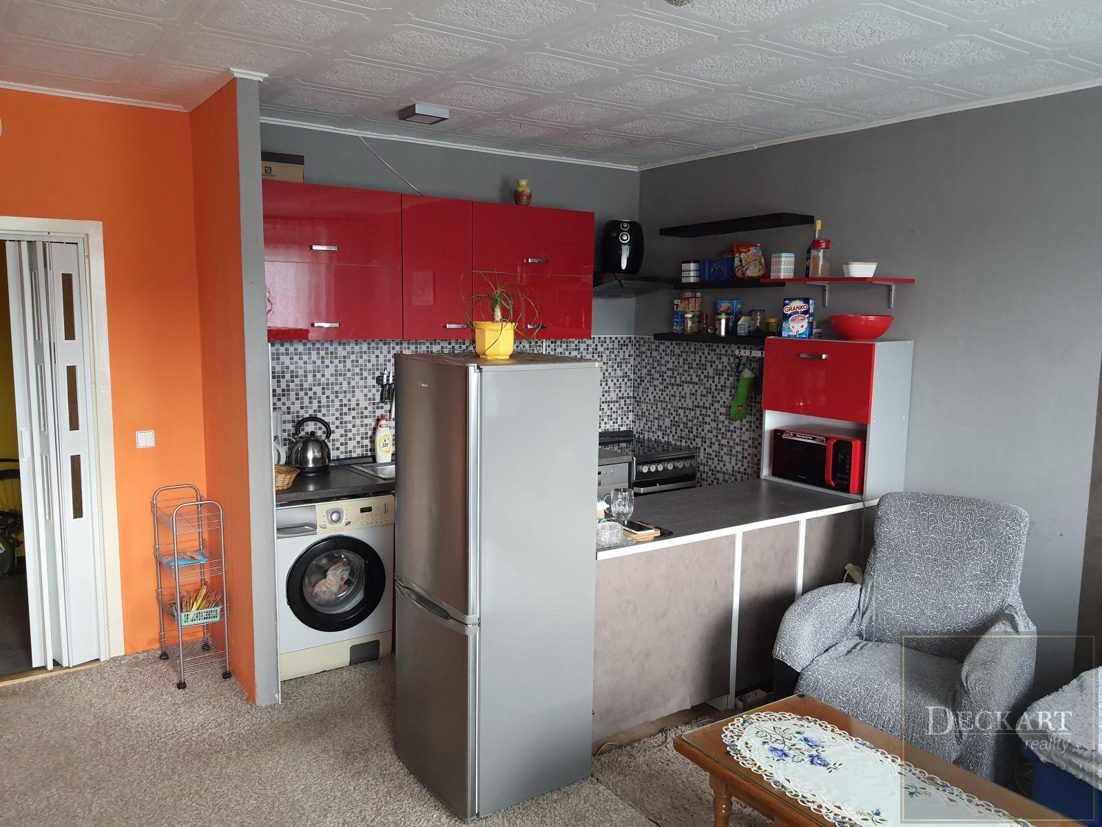 Prodej dr. bytu 2+kk, 47 m2, Prosetická, Teplice