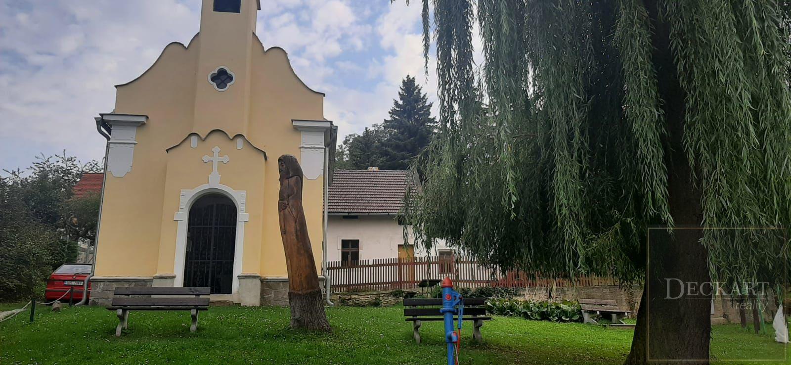 Prodej rodinného domu v Mnichově u Loun