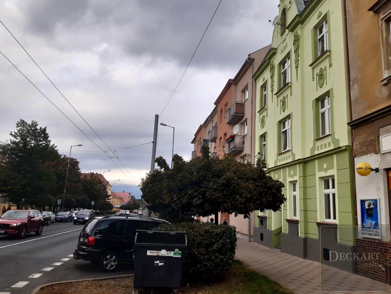 Pronájem obchodního prostoru Teplice - Duchcovská