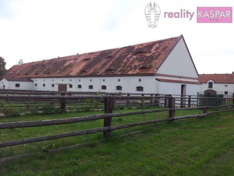 Chomutovsko - Žatecko, obec Veliká Ves - pronájem kravínu