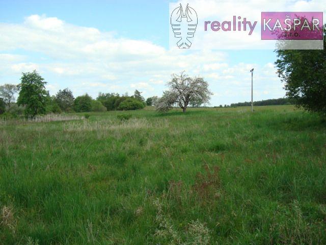 Lhota u Rakovníka, část obce Čistá - prodej stavebního pozemku o výměře 3412 m2