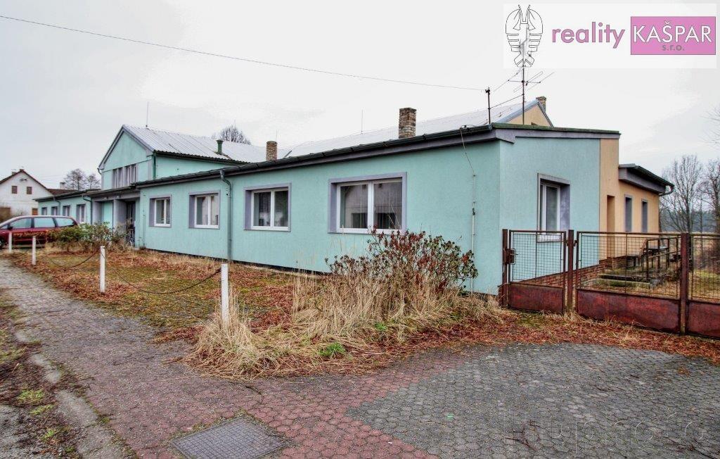 Třeboňsko - Klikov u Suchdola - prodej víceúčelového objektu s pozemkem 2269 m2
