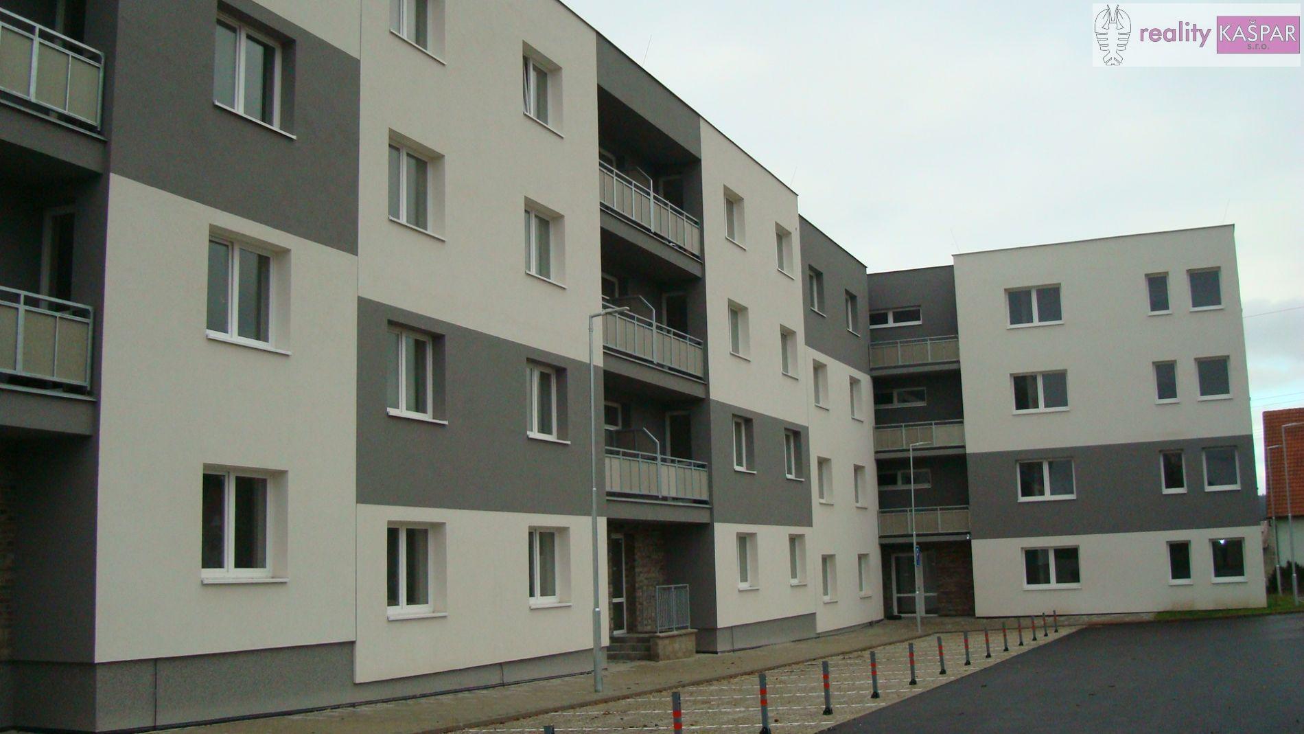 Rakovník - pronájem bytu 2+kk s balkonem, 52,8 m2
