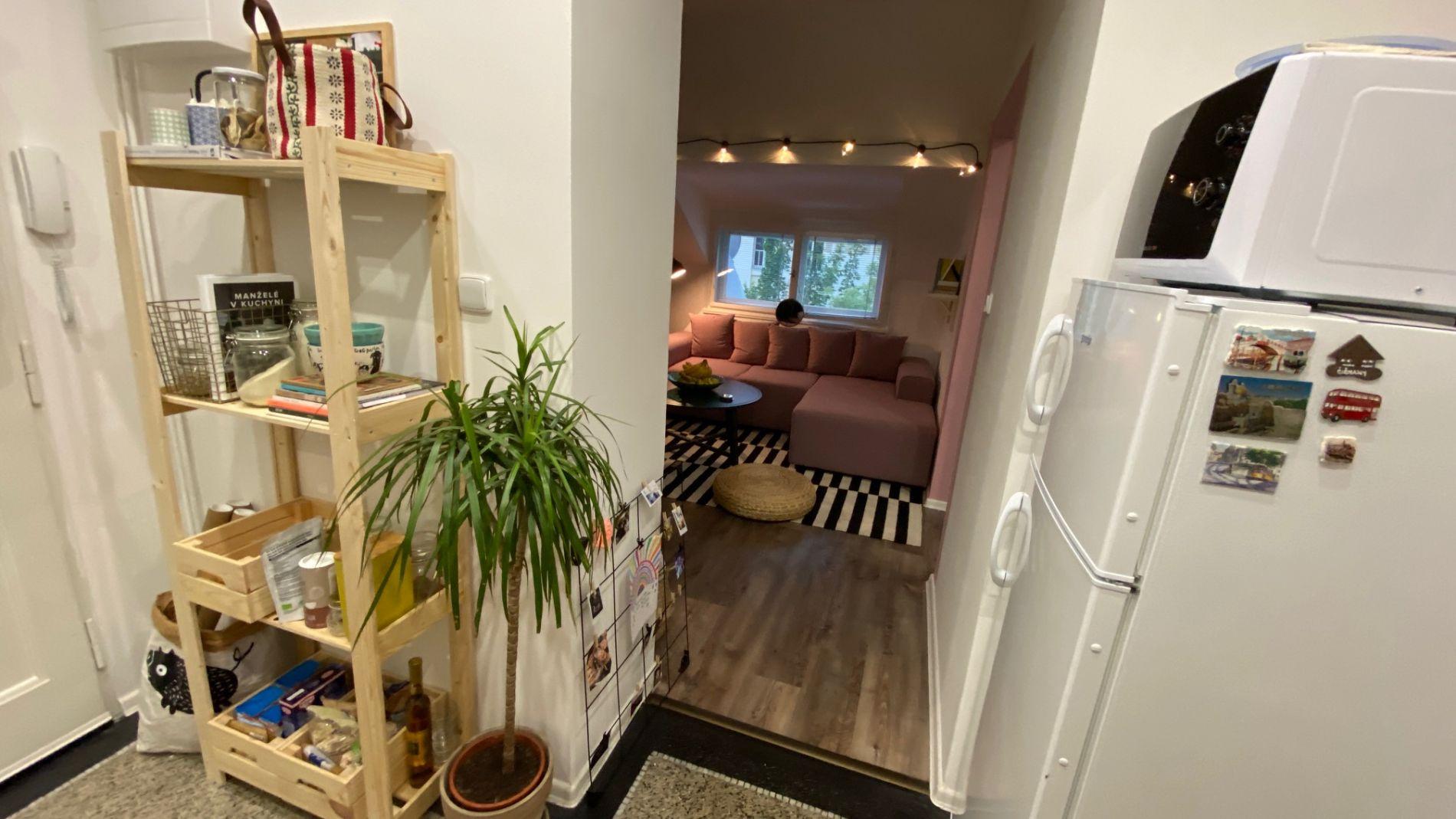 prodej bytu 1kk, Praha 5, Na Březince