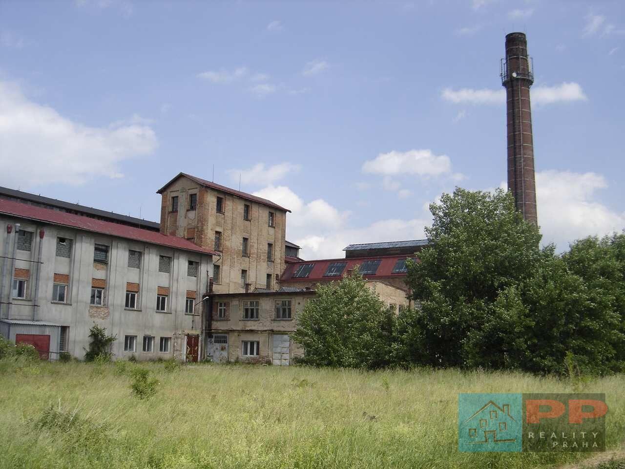 Prodej provozního areálu 35.332m2, Rožďalovice, ul. Ruská, okr. Nymburk