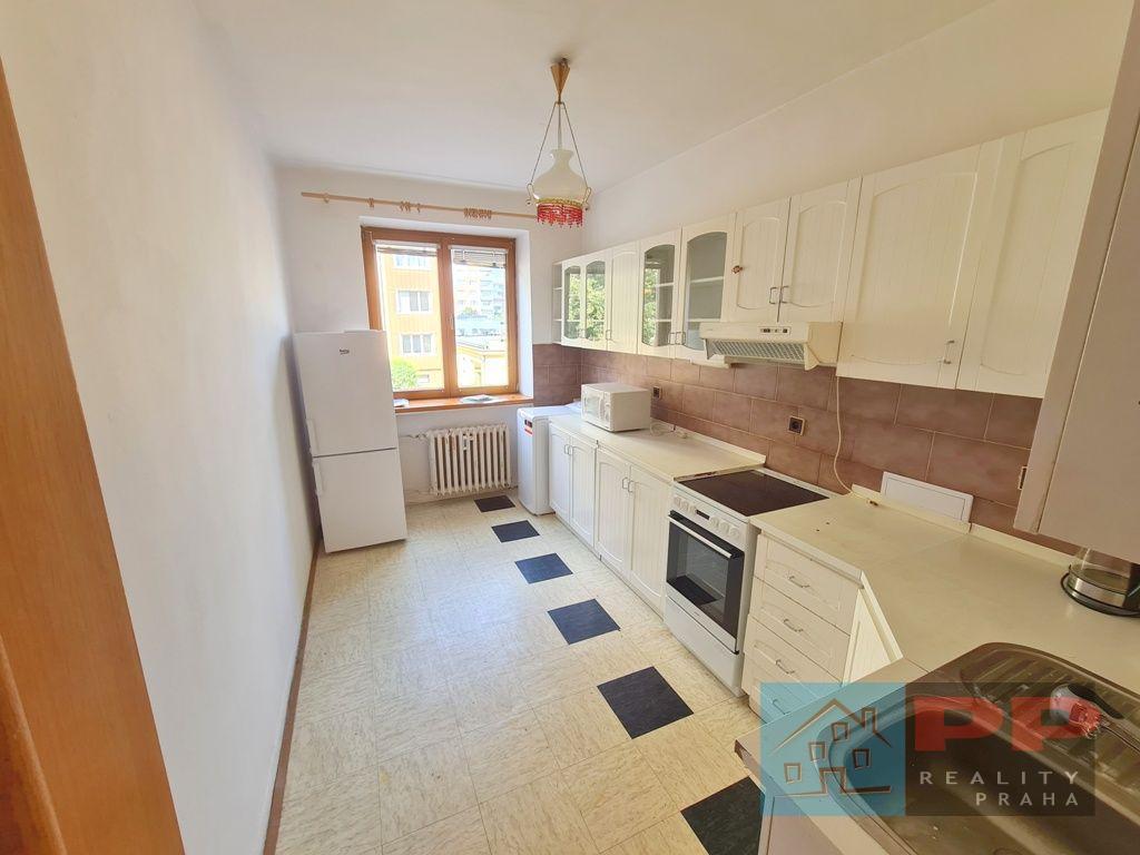 Prodej bytu 3+1, 70m2, OV, Praha 4 - Michle, ul. Pelhřimovská