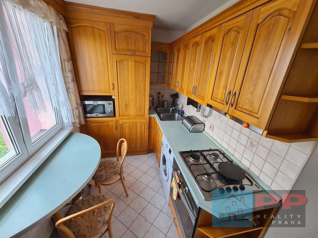 Prodej bytu 2+1/L, 56m2, OV,  Praha 10 - Záběhlice, ul. Želivecká