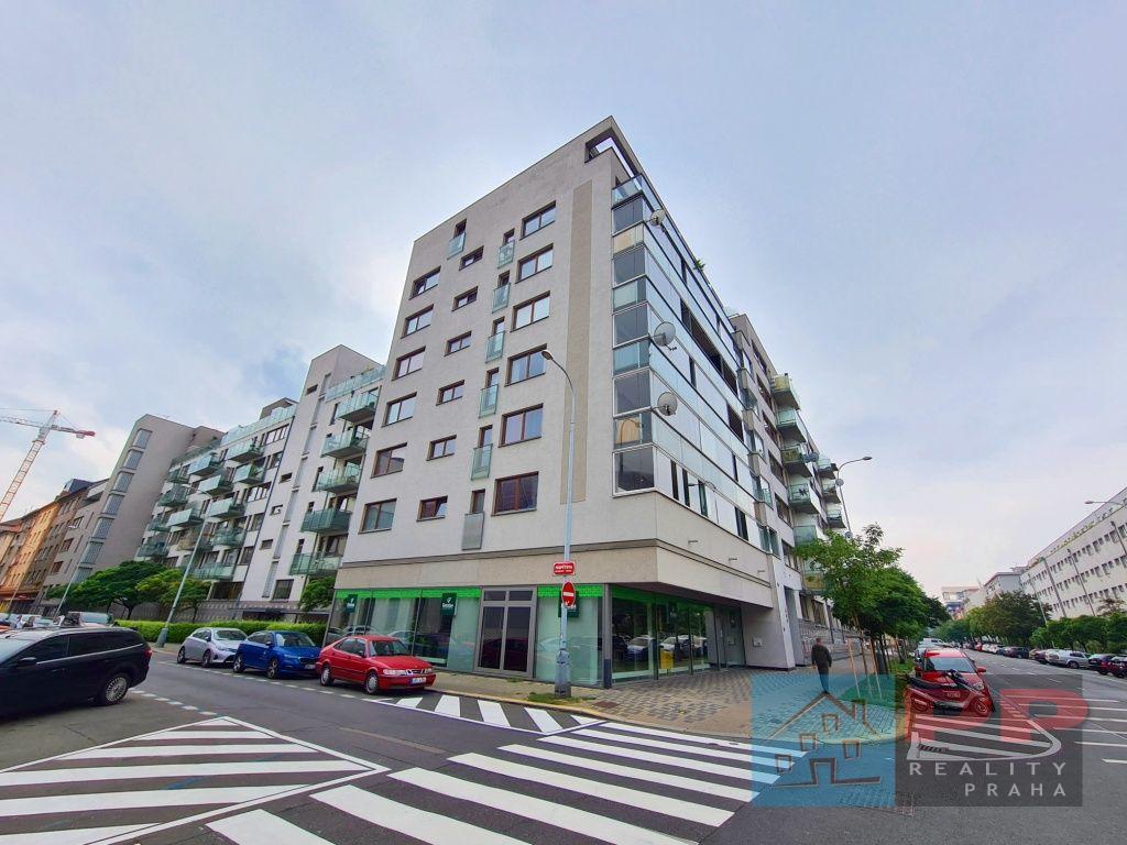 Pronájem bytu 2+kk/B, 52m2, Praha 7 - Holešovice, ul. Osadní