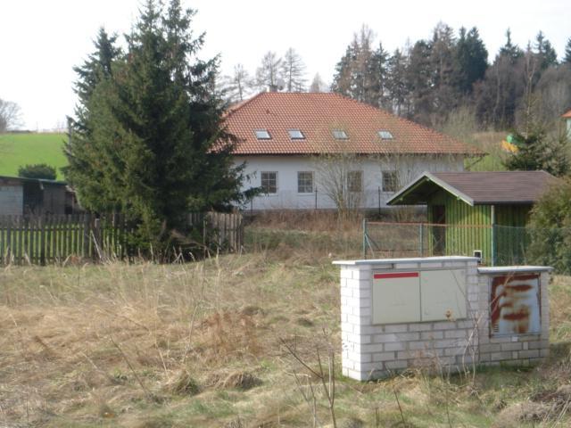 Prodej stavebního pozemku Velké Popovice, 1360 m2