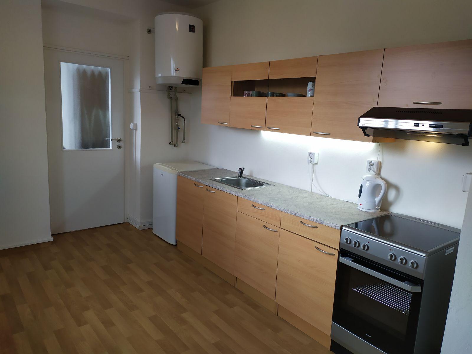 Pronájem krásného bytu 1+1/B, 49 m2 v obci Doubek, okres Praha východ