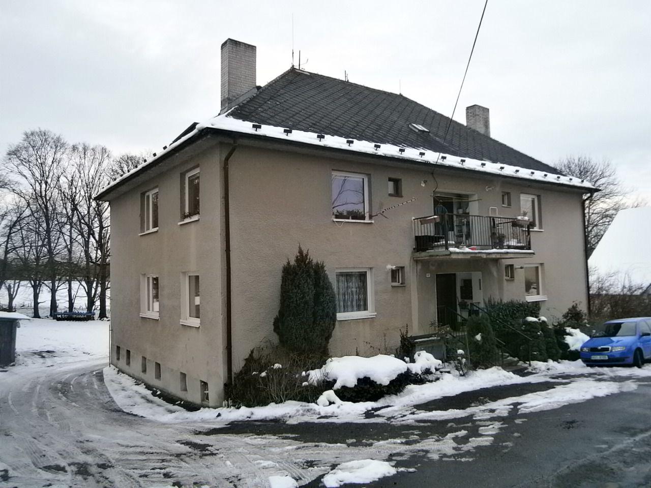 Prodej bytu 4+1 s garáží, 95 m2, Říčany, část obce Voděrádky