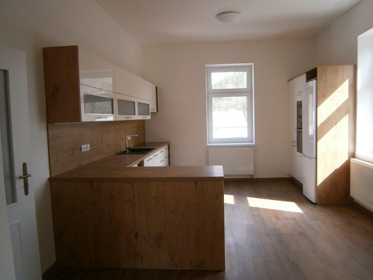 Pronájem krásného bytu 3+1/B, 86 m2 v Hvězdonicích, okres Benešov