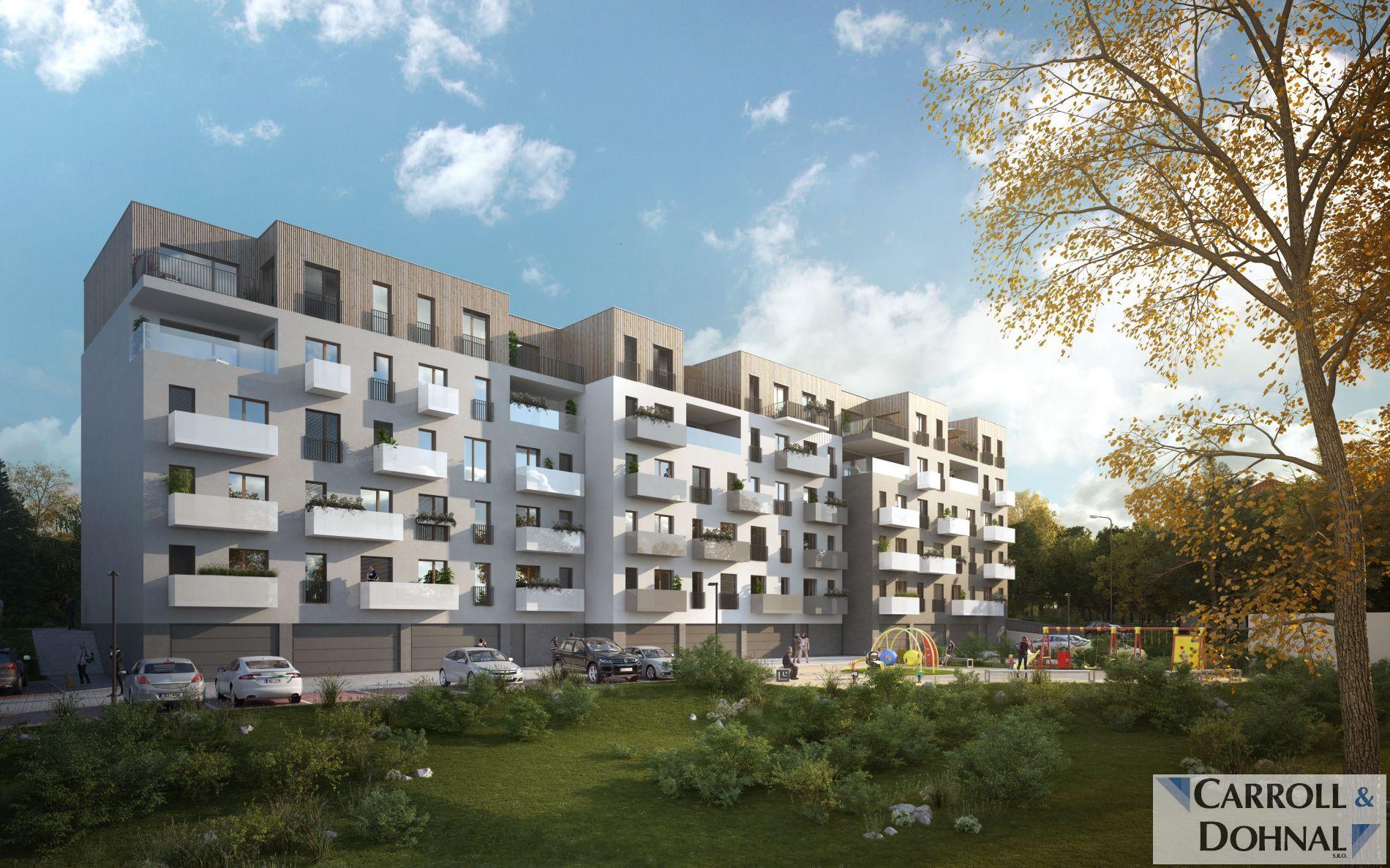 Prodej bytu 3+kk, 65,14m2, Keltičkova, Slezská Ostrava